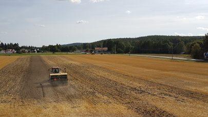 Etablering av høstkorn ProHøst Foto Till Seehusen